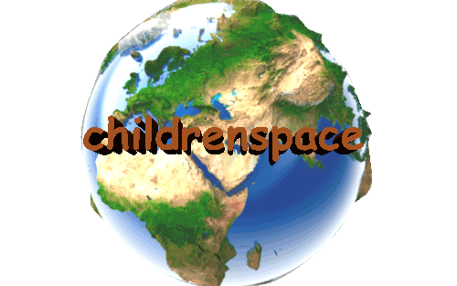 земной  шар childrenspace